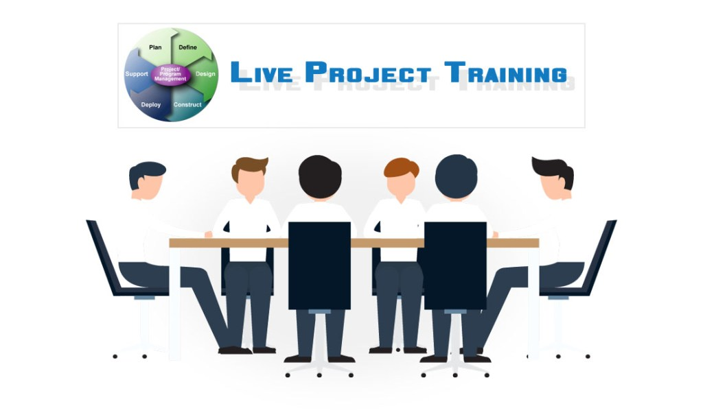 Live Project Training Can Help Getting Job