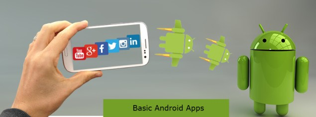 Learn Basic Android App