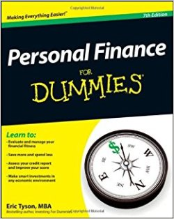 Personal Finance For Dummies by Eric Tyson