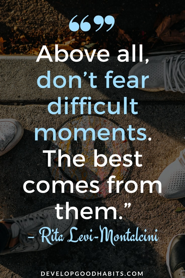 74 Helpful Quotes On Fear To Help You Overcome It