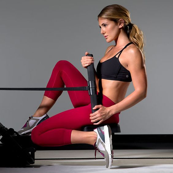 Rowing exercise for great fat burning exercise