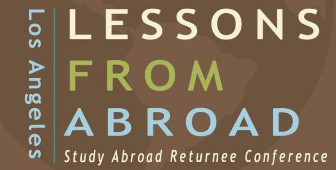 California State University Lessons from Abroad Los Angeles Returnee Conference