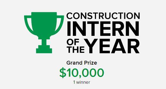 HCSS Construction Intern Awards Contest