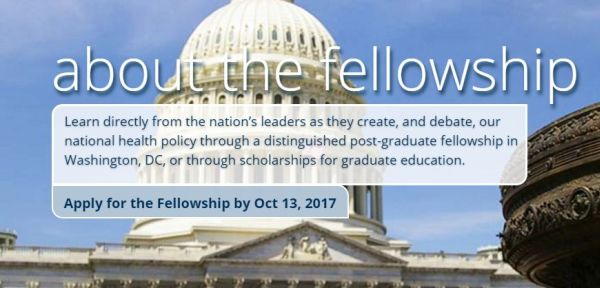 David A. Winston Health Policy Fellowship