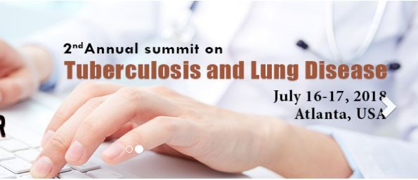 Allied Academies Annual Summit on Tuberculosis and Lung Disease