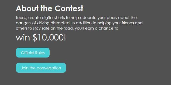 CTIA Wireless Foundation Drive Smart Contest
