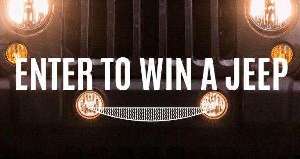 Carolina Ale House Win a Jeep Wrangler Sweepstakes