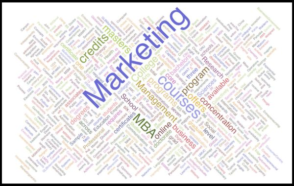 Masters In Marketing