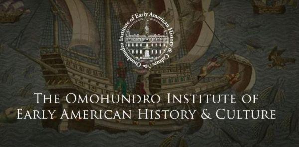 Omohundro Institute Georgian Papers Programme Fellowship