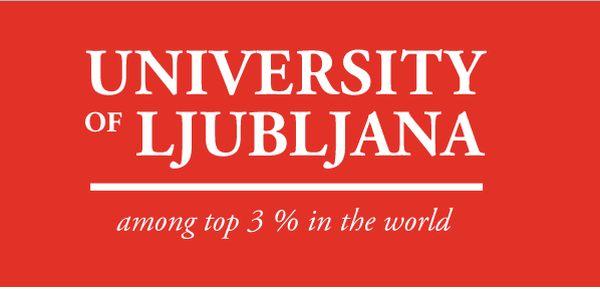 University of Ljubljana Areas of Studies