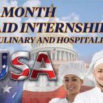 Worldwide Internship Paid Hospitality & Culinary Internship in the USA