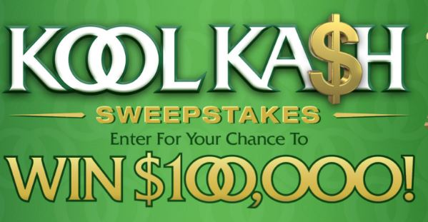 Kool Kash Instant Win Game And Sweepstakes