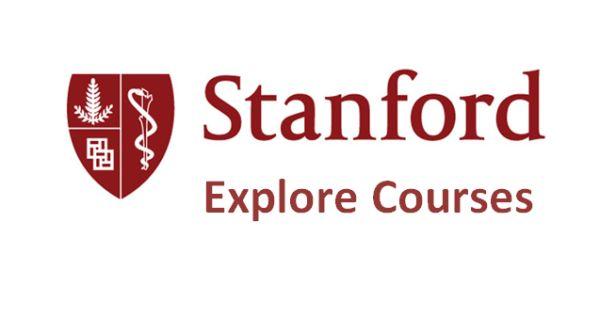 Stanford Explore Courses