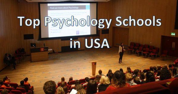 Top Psychology Schools in USA