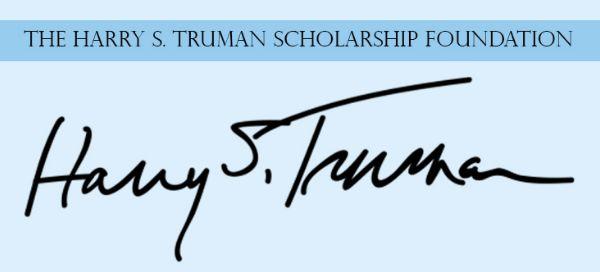 Harry S. Truman Scholarship