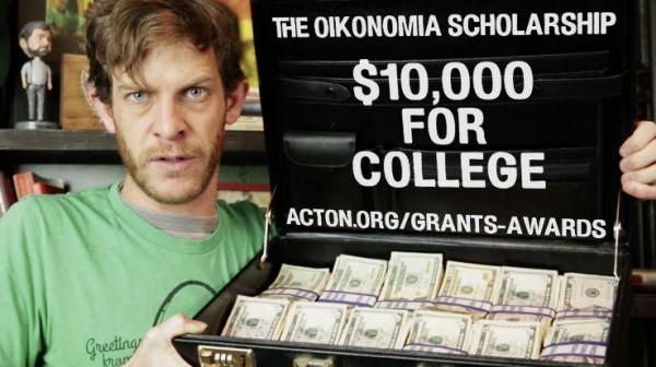 Acton Institute Oikonomia Scholarships