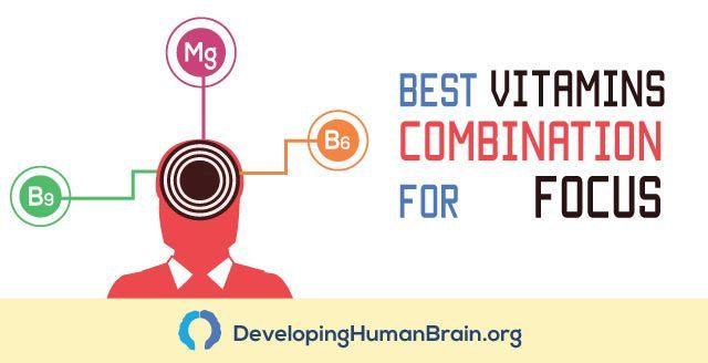 vitamins for focus