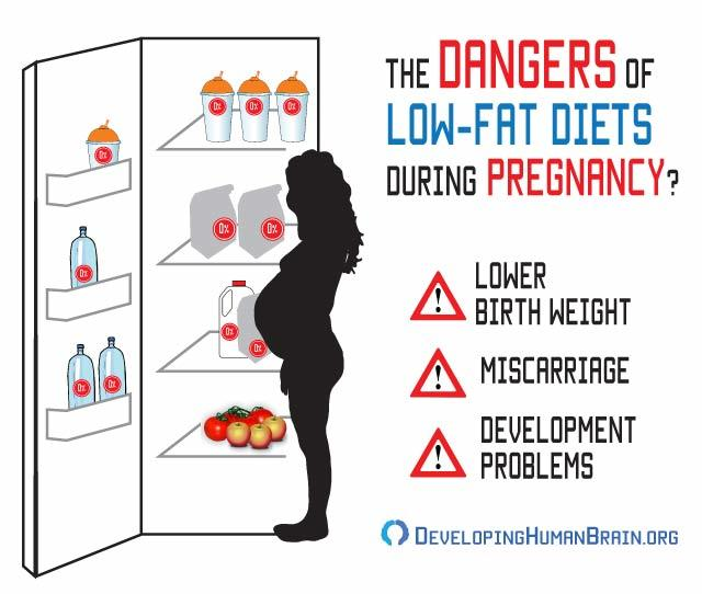 low fat dangers