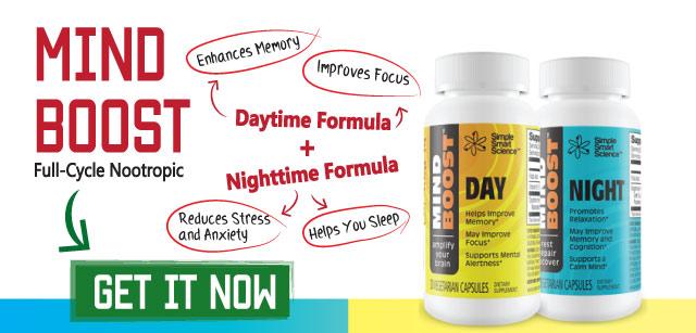 mind boost supplement