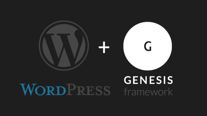 How to add text or banner below a genesis logo or title ?