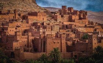 Une destination dans le désert
