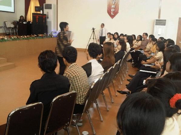 Salah Satu Seminar Womenpreneur Community di Jambi - http://womanpreneur-community.com/