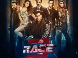 Poster race 3