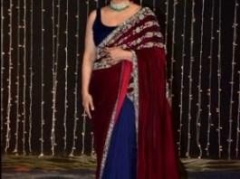 Penampilan Kajol - Resepsi Priyanka - Nick