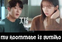 My Roommate is gumiho
