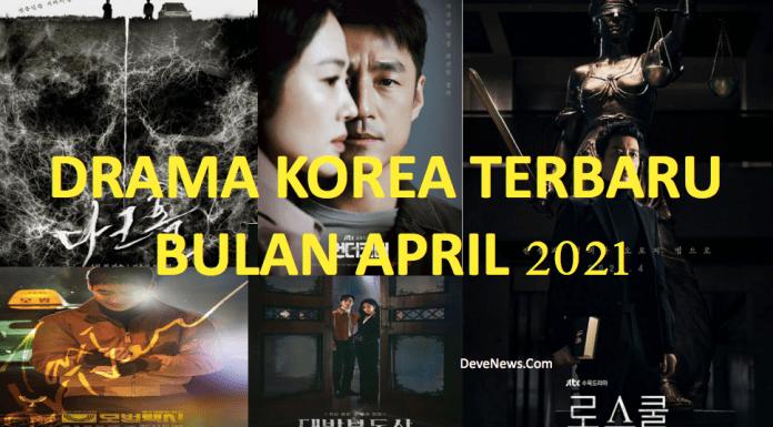 Drama Korea Terbaru Bulan April 2021