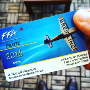 Licences Pilote FFA