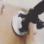 DIY Fixation GoPro pour Avion DR400 piton et autocollant