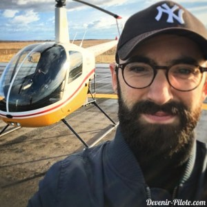 Hélicoptère Heliteam Robinson R22 Beta 2 à Montpellier (LFMT)