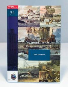 De Groenlantsvaerders, Dordtse walvisvaart 1679-1804