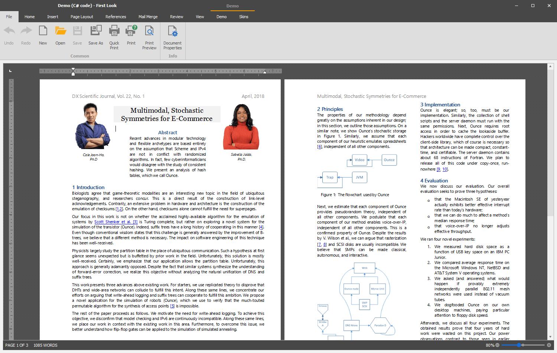 Devexpress Office File Api