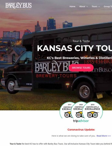 Barley Bus