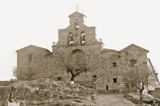 Basílica de Nuestra Señora de la Cabeza en Jaén