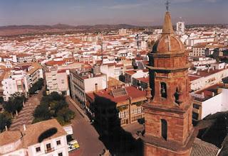 De Paseo por la localidad de Andújar
