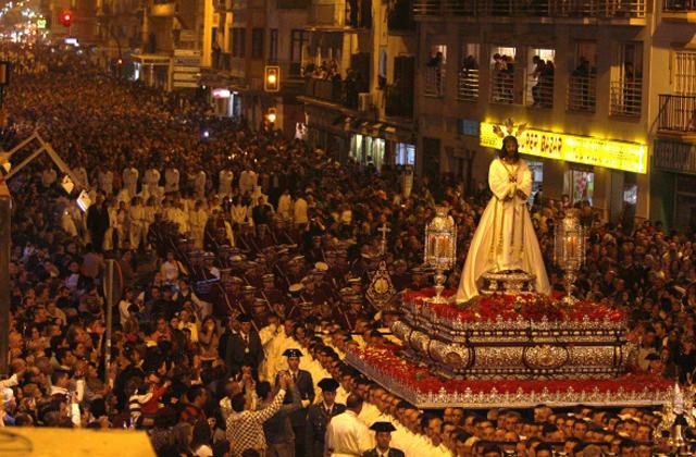 Pueblos de Andalucia y su Semana Santa