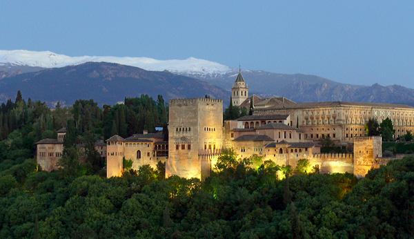 El Mirador de San Nicolás en Granada