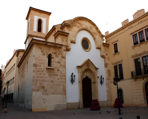 El Santuario de la Virgen del Mar en Almería, Monumento Histórico-Artístico