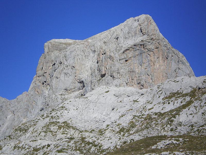 Peña Vieja la montaña mas alta de Cantabria