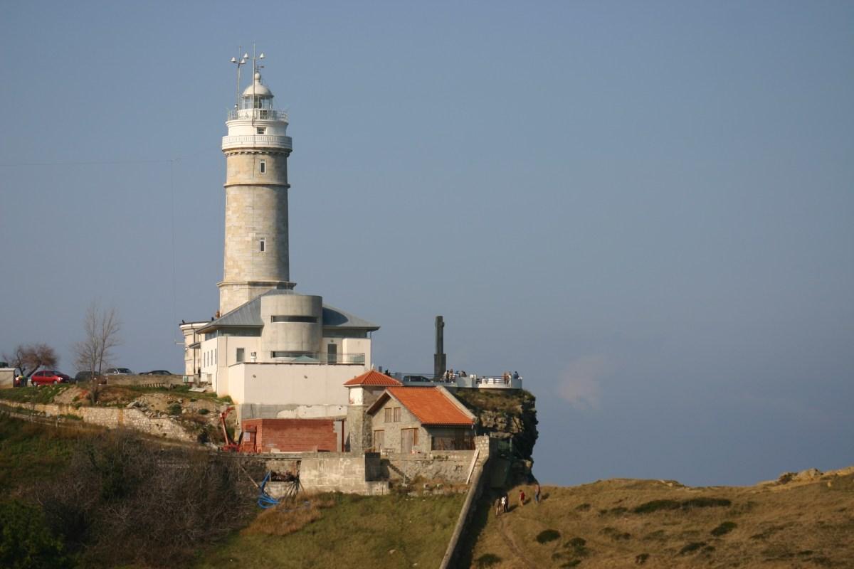 El Faro de Cabo Mayor en Santander