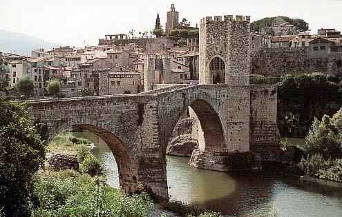Pueblos de Cataluña: Besalu