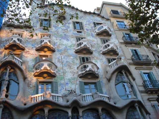 Casa Museo Gaudi