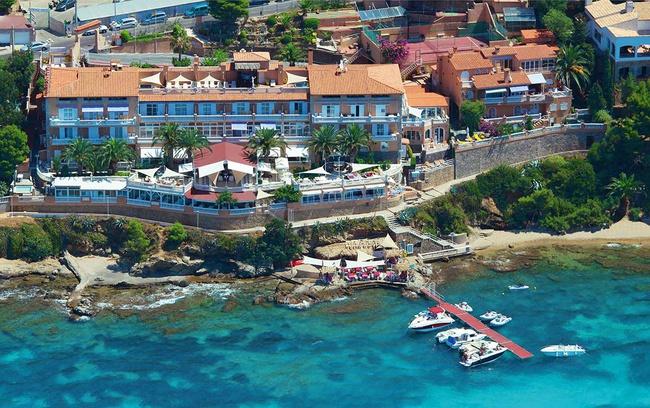Hotel Vistabella en la Costa Brava