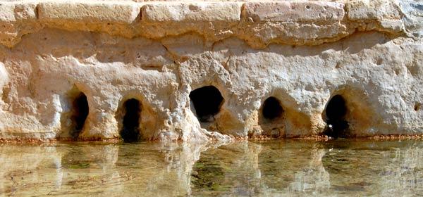Balneario de la Fontcalda en Cataluña