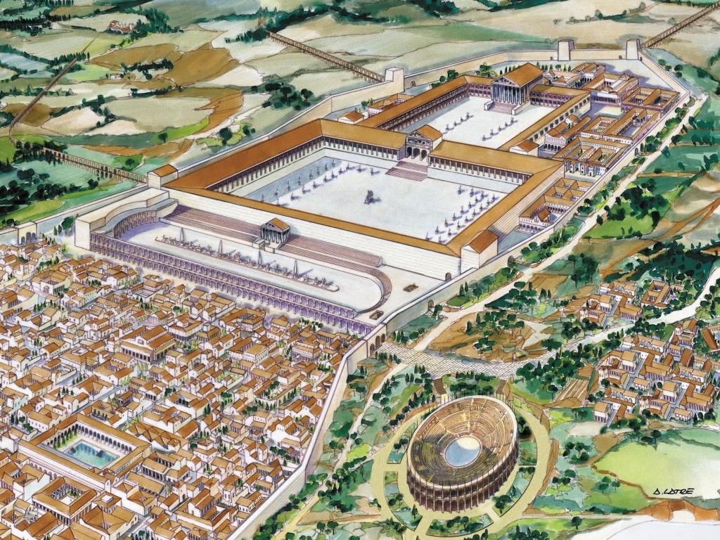 Foro romano de Tarraco