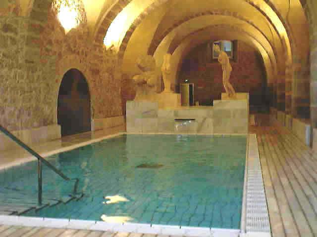 Baños De Montemayor Balneario   Hotel Balneario Banos De Montemayor De Viaje Por Extremadura