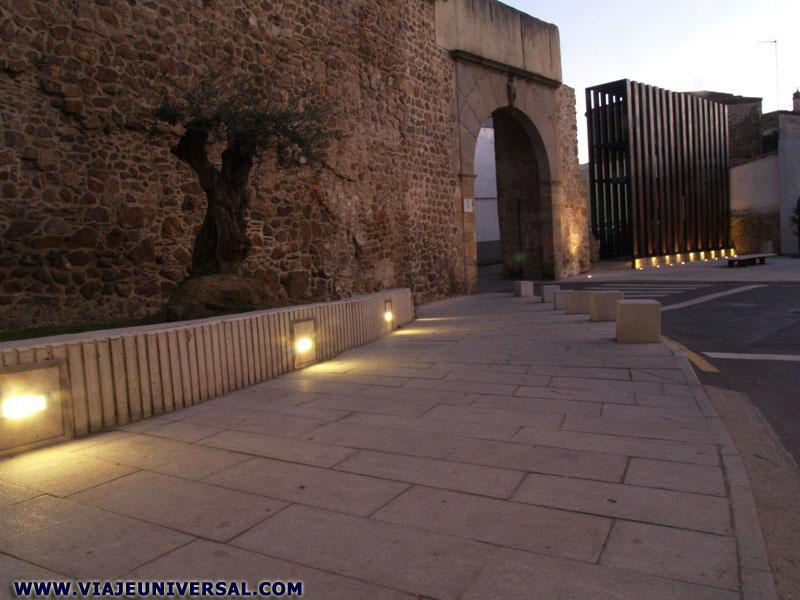 La Puerta de Coria en Cáceres